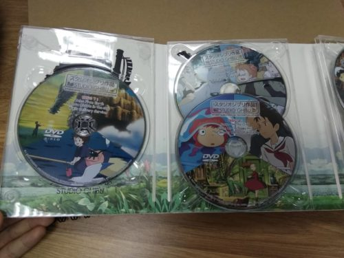 Studio Ghibli  Movies  Collection Complete photo review
